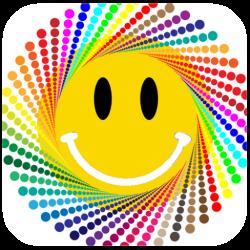 顔から判断する感情チェックアプリ
